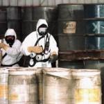 Ядовитые отходы несут угрозу р. Днестр Чёрному морю и дельте р. Дунай