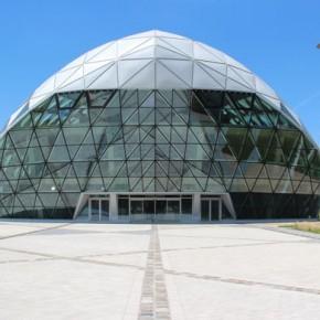 Будапешт, культурно-деловой центр «Кит»