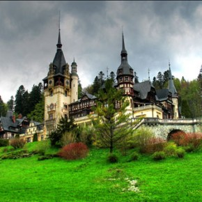 Замок в Румынии, Трансельвания