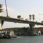 Румыния хочет построить еще 6 мостов через Дунай.