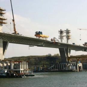 Мосты через реку дунай