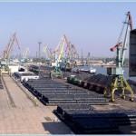 В порту Рени стало на три портальных крана  меньше