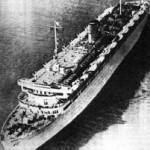 Кладбище немецких кораблей на Дунае