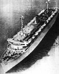 Дунай - кладбище немецких кораблей