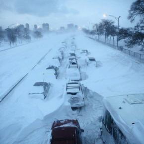 Дороги между Бургасом и Варной закрыты