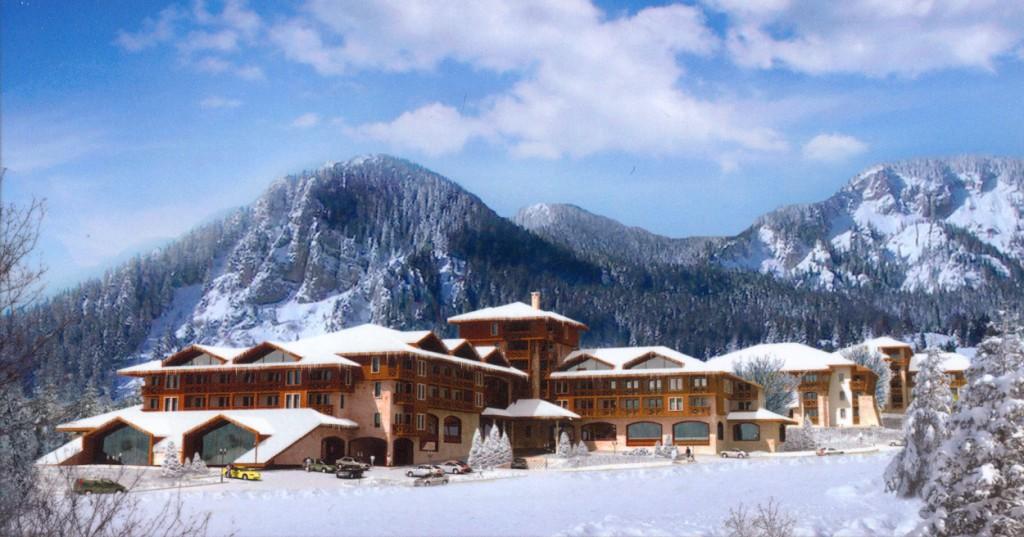 Зимние-курорты Румынии, Прахово