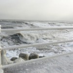 Румынские порты на Чёрном море закрыты из-за сильного ветра.