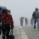 Температура опустилась до -22° в столице Болгарии
