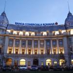 Сокращает штата в Banca Comercială Română (BCR)