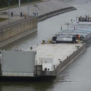 грузовые перевозки по Дунаю