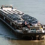 Анализ грузовых перевозок по Дунаю