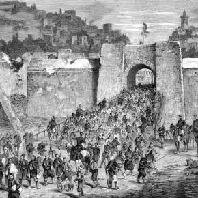 День взятия турецкой крепости Измаил отмечается 24 декабря