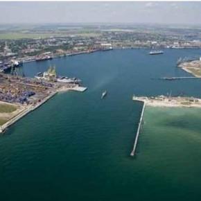 акватория порта Ильичевск