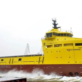 судно типа псв, PSV