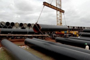 газовая труба через Румынию и Болгарию