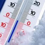 Январские температуры 2013 года до в Молдове достигнут до -20, встречаются  раз в 3-5 лет – Госгидрометслужба