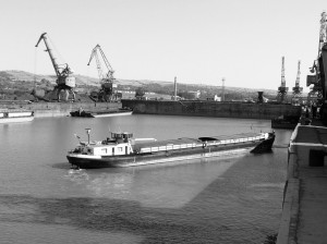 порт Лом  Болгария