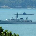 Рабочий состав  фрегата «Верный» был отмечен как лучший  экипаж 2012 года в Болгарии