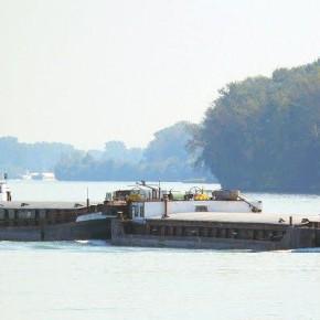 Венгерский флот, буксир, толкач, самоходная баржа