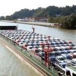 Болгарский  флот на Дунае