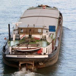 Венгерский флот, буксир, NORDSTERN, толкач, самоходная баржа