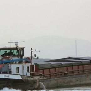 Самоходка,Толкач, Буксир, Болгария, POWER SHIP,