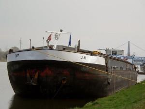 Венгерский флот, буксир, ULM,  толкач, самоходная баржа