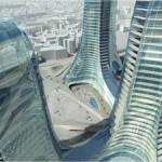В Вене скоро появятся  три новые башни.