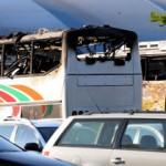 Террористов, утроивших взрыв в Бургасе, опознали.