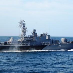 Военные корабли Болгарии