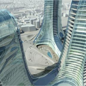 В Вене скоро появятся три новые башни