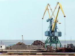 Евпатория морской торговый порт