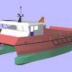 Впервые за последние четыре года Бургасской верфью было  спущено на воду новое судно.
