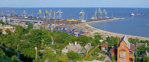 Мариупольский порт