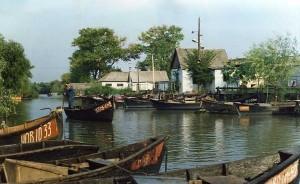 Наводнение в Вилково