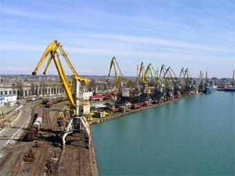Порты Украины