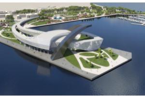 Разработан новый проект  морского вокзала города Варна
