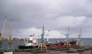 Севастопольский морской торговый порт