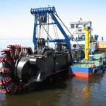 Судостроители Болгарии работают над судном для компании Голландии.