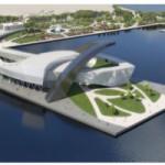 Разработан новый проект  морского вокзала города Варна.