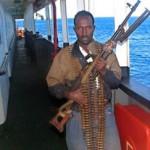 Одним из самых активных лидеров сомалийских пиратов было объявлено о прекращении пиратской деятельности
