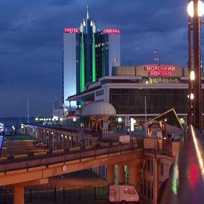 порт Одесса