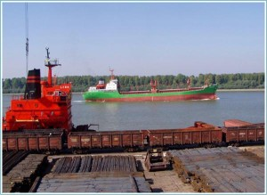 порт Рени