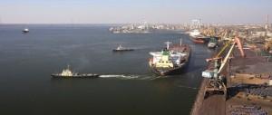 Николаевский порт