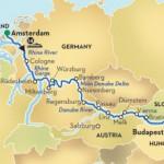 Путешествие по реке Дунай.