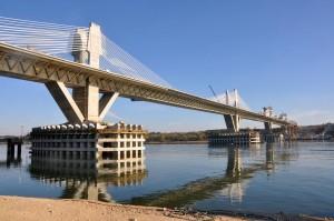 2 мост Румыния - Болгария