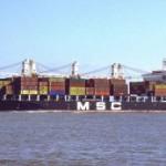 Сомалийскими пиратами было  атаковано судно  «MSC Jasmine».