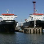 В это году, осенью, на маршрут Варна – порт Кавказ выйдет первый болгарский паром «Варна»