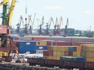 Грузооборот портов Украины