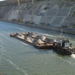 Венгрия и Румыния  начнут  обмениваться данными  о  транспорте и портах на Дунае.